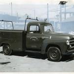 BC Tel Truck 1956