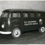 BC Tel Truck 1958