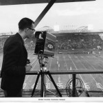 Yes, BC Tel even provided broadcast services. This photo is from 1963.